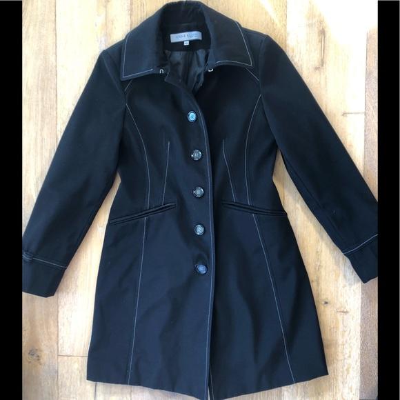 Anne Klein Jackets & Blazers - Anne Klein women's trench single breasted coat S